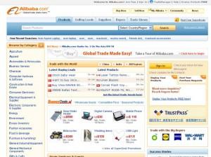 alibaba.com - крупнейший b2b портал