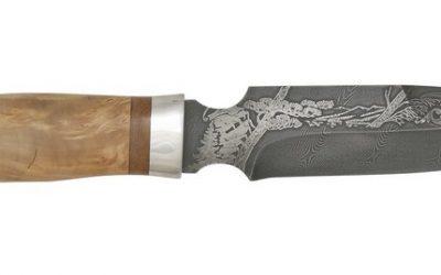 доставили нож заказанный с интернета